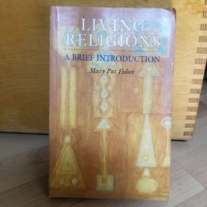 🎓BOOK(Theology/Philosophy) Living Religions